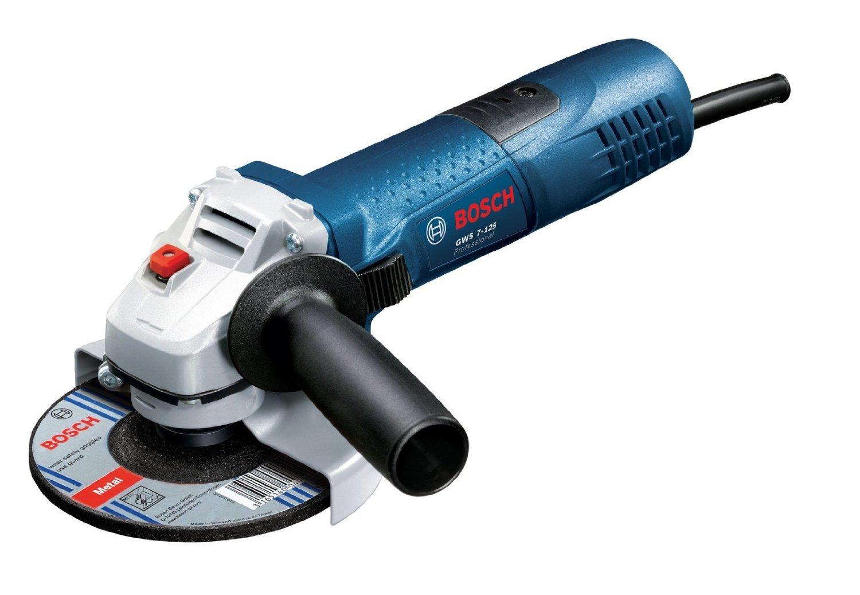 Bosch GWS 7-125 Professional im Vergleich